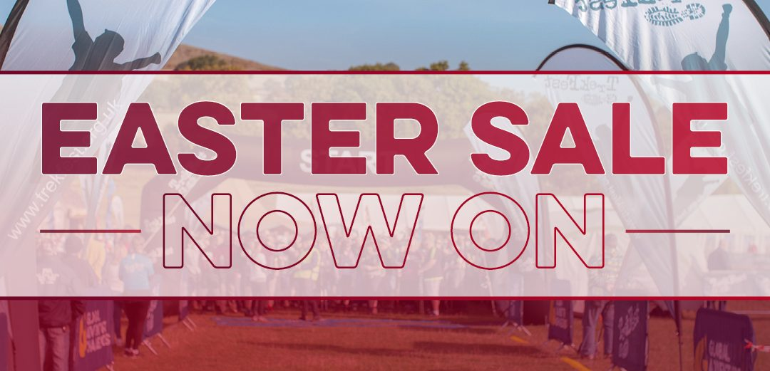 Easter Sale Now Live!