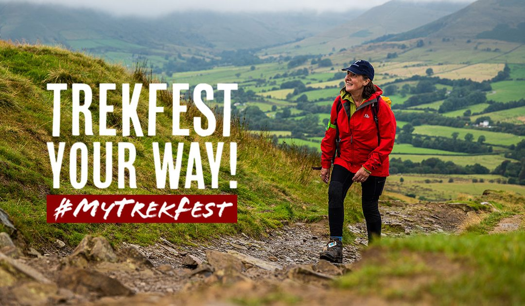 Take on TrekFest Your Way!