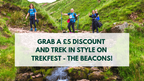 Sign Up and Save on TrekFest – The Beacons!